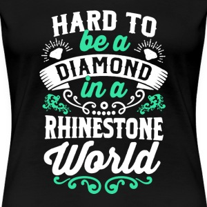 Diamond Shirt - Women's Premium T-Shirt