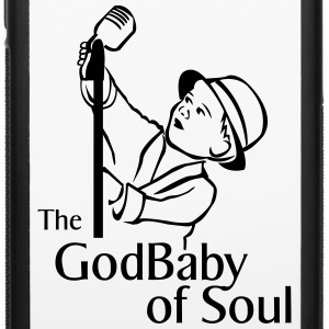 The GodBaby of Soul Phone Case - iPhone 6/6s Rubber Case
