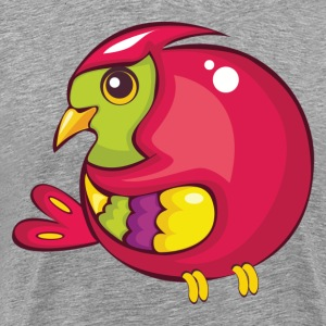 Pink turkey cartoon T-Shirts - Men's Premium T-Shirt