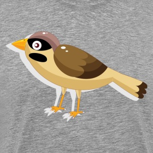 Tough wing swallow bird T-Shirts - Men's Premium T-Shirt