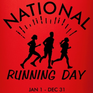 National Running Day Mugs & Drinkware - Full Color Mug