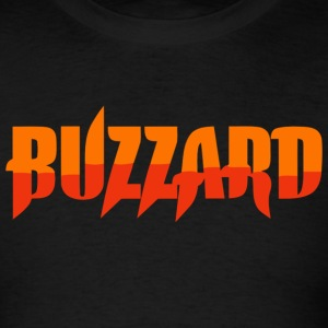 Buzzard Logo T-Shirts - Men's T-Shirt