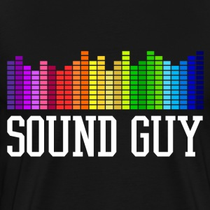Sound Guy T-Shirts - Men's Premium T-Shirt