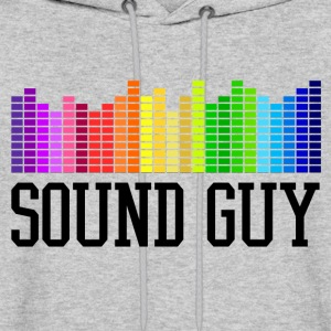 Sound Guy Hoodies - Men's Hoodie