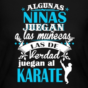 Karate Shirt - Women's Long Sleeve Jersey T-Shirt
