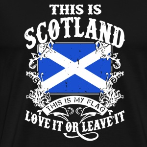 Scotland Shirt - Men's Premium T-Shirt