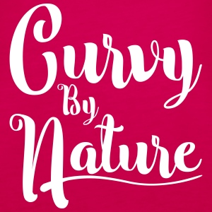 Curvy by Nature Tanks - Women's Premium Tank Top