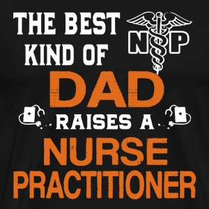 Nurse Practitioner Shirt - Men's Premium T-Shirt