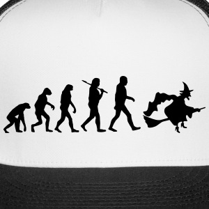 Halloween Evolution Sportswear - Trucker Cap
