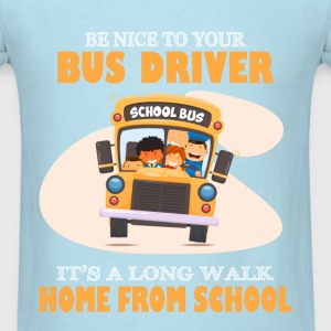 Jobs - Bus Driver - Men's T-Shirt