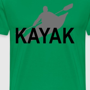 kayak_shirt_ - Men's Premium T-Shirt