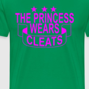 this_princess_wears_cleats_tee_ - Men's Premium T-Shirt