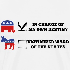 Choice Republican - Men's Premium T-Shirt