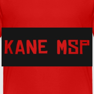 Kane MSP T Shirt - Toddler Premium T-Shirt