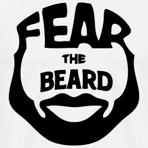 Beard T-Shirts - Men's Premium T-Shirt