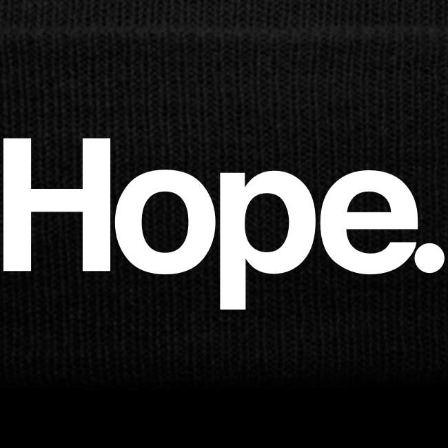 Hope. Beanie