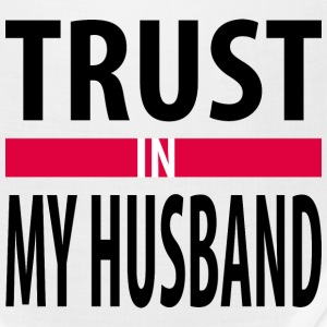 I trust in my husband Caps - Bandana