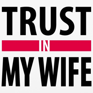 I trust in my wife Phone & Tablet Cases - iPhone 6/6s Rubber Case