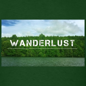 Wanderlust Collection '16 - Men's T-Shirt