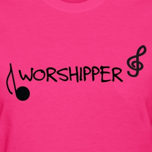 Worshipper - Women's T-Shirt