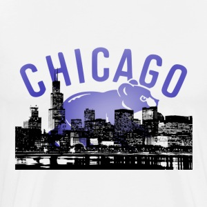 CUB CITY - Men's Premium T-Shirt
