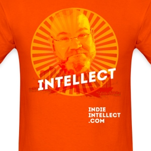 Joel Sexton: Man of Intellect T-Shirts - Men's T-Shirt
