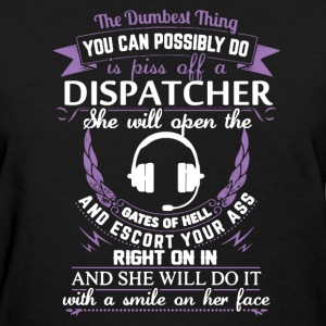 Dispatcher Shirt - Women's T-Shirt
