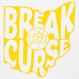 Break The Cleveland Curse Women's T-Shirts - Women's T-Shirt