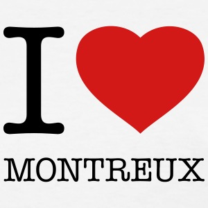 I LOVE MONTREUX - Women's T-Shirt