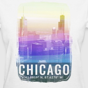 City of Chicago Women's T-Shirts - Women's T-Shirt