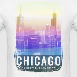 City of Chicago T-Shirts - Men's T-Shirt
