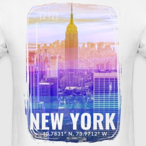 City of New York T-Shirts - Men's T-Shirt