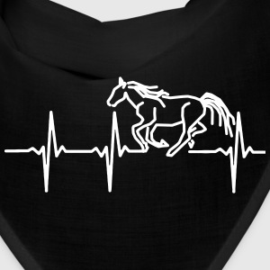 MY HEART BEATS FOR HORSES, Caps - Bandana