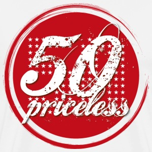 50 priceless - Men's Premium T-Shirt