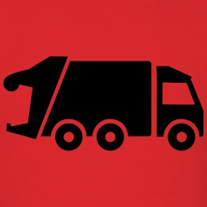 Garbage truck T-Shirts - Men's T-Shirt