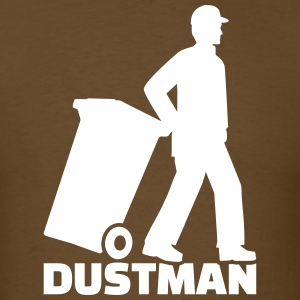 Dustman T-Shirts - Men's T-Shirt
