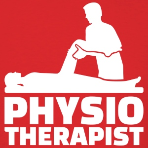 Physiotherapist T-Shirts - Men's T-Shirt