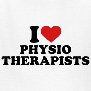 I love physiotherapists Kids' Shirts - Kids' T-Shirt