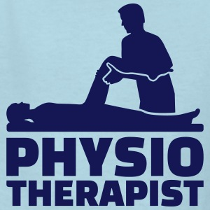 Physiotherapist Kids' Shirts - Kids' T-Shirt
