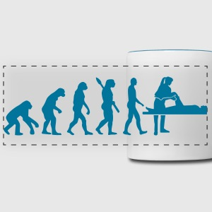 Evolution physiotherapist Mugs & Drinkware - Panoramic Mug