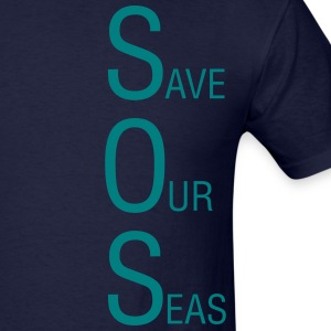 Save Our Seas T-Shirts - Men's T-Shirt