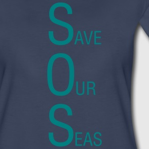 Save Our Seas Women's T-Shirts - Women's Premium T-Shirt