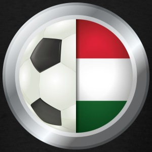 Hungary Soccer - Men's T-Shirt