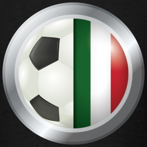 Italy Soccer - Men's T-Shirt