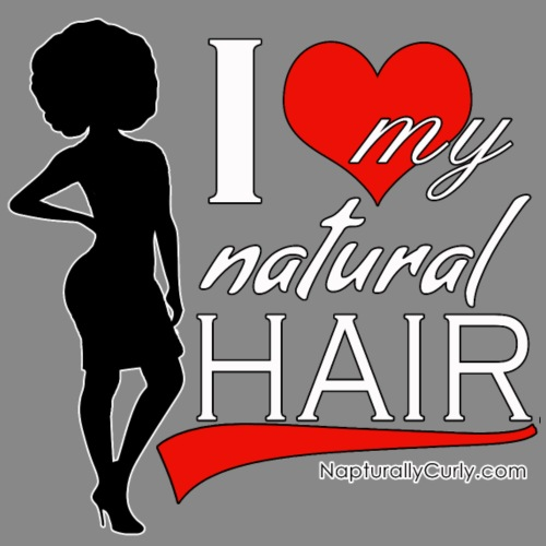 Love Natural Hair (Afro)
