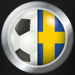 Sweden Soccer - Men's T-Shirt