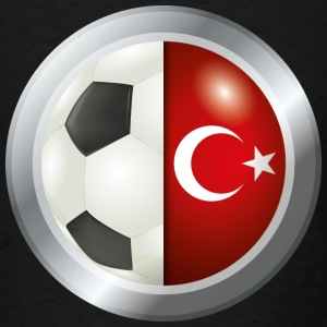 Turkey Soccer - Men's T-Shirt