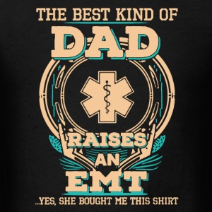 EMT's Dad Shirt - Men's T-Shirt