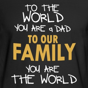 Father's Day Shirt - Men's Long Sleeve T-Shirt