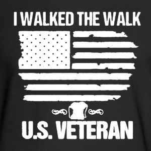 U.S Veteran Shirt - Men's Long Sleeve T-Shirt